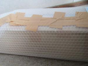 エアパッキン 梱包