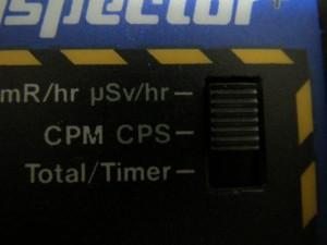 測定モード スイッチ