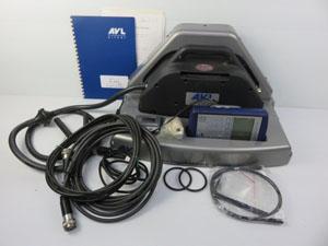 自動車排気ガス測定器 付属品一式