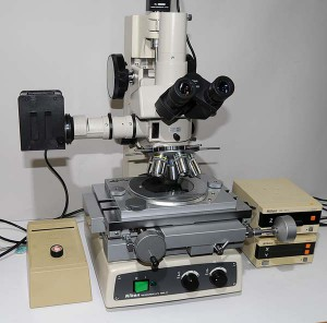 ニコン 測定顕微鏡 MM-11