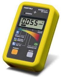 シンチレーション式 放射線測定器