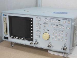 電子計測器 画面