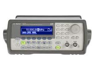 信号発生器 スイッチ 正常 電源