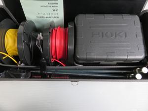 日置 HIOKI アースハイテスタ 付属品