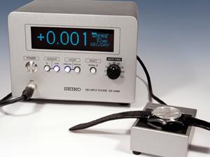 歩度測定器 センサー