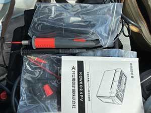 太陽光測定器 ケーブル その他付属品