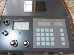波動測定器 状態 キレイ