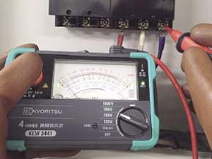 共立電気計器の使い方