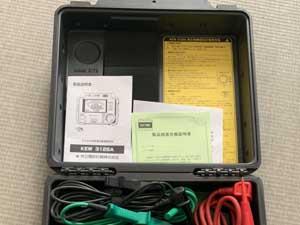 共立電気計器 付属品
