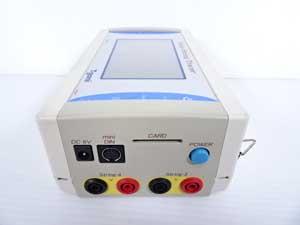 戸上電機製作所 Togami ソーラーストリングトレーサー 電源ボタン