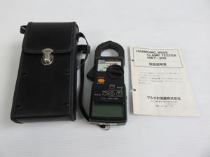 MULTI マルチ計測器 高調波クランプテスター