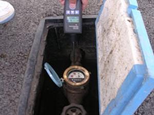 漏水探知器の使い方