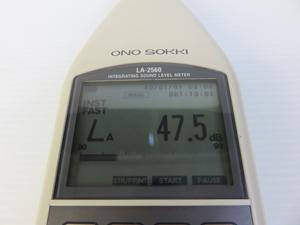 騒音計の修理方法