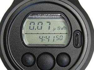 ポリマスター Polimaster 測定正常