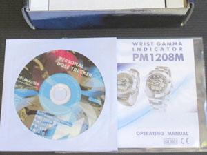 ポリマスター Polimaster 付属 設定用 インストール CD-ROM