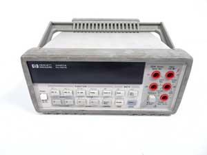 ヒューレットパッカード HP デジタルマルチメーター