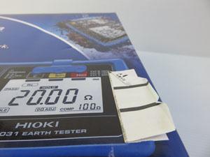 日置 HIOKI 接地抵抗計 FT6031-03