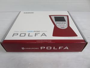 カルモア ポータブルニオイセンサーPOLFA ポルファ 臭気測定器 パッケージ