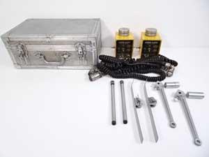 アスファルトフィニッシャー用 グレードセンサー 舗装厚自動制御装置 グレードコントローラ 買取